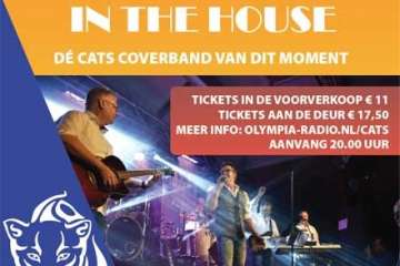 Cats in the House band in Hardenberg