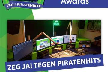 Radio Olympia is genomineerd voor de Online Radio Awards.