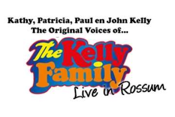 The Kelly Family 2016 in Nederland te Rossum